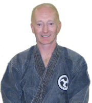 Shihan Ken Fairhurst 6th Dan Senior Instructor UK