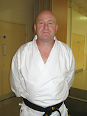 Sensei Vincent Bennett 4th Dan